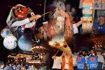 いつかは全部みてみたい!飯山の秋祭はボリューム満タン!たった1ヶ月で約60箇所の秋祭り(夜宮)が挙行!